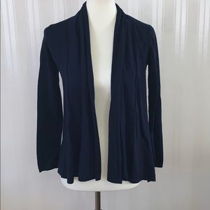 Zara cardigan blue